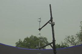 В Дели тестируют систему для очистки городского воздуха