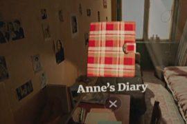 Виртуальный тур оживил «Убежище» Анны Франк