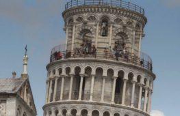 Пизанская башня: почему она не падает
