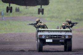 Южная Корея и США приостанавливают совместные военные учения