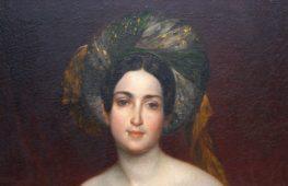 Картины Карла Брюллова выставлены в Третьяковской галерее