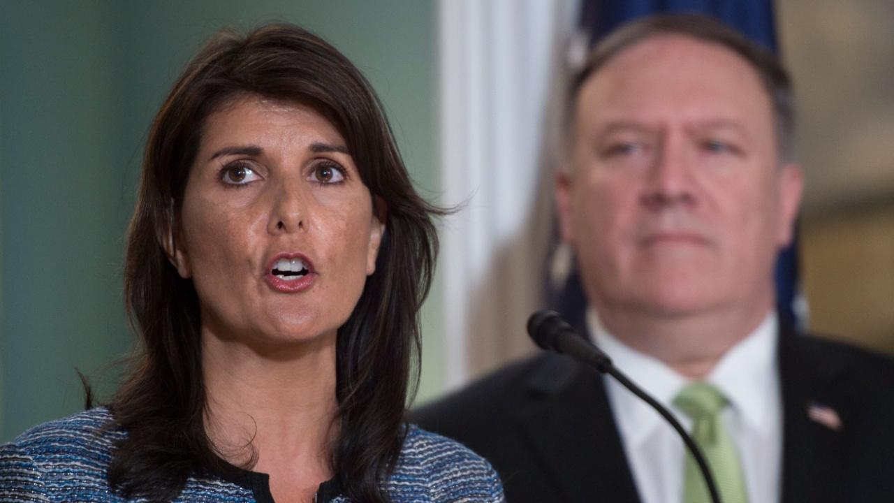 США объявили о выходе из Совета ООН по правам человека