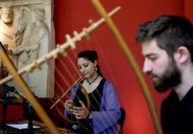 Древнегреческая музыка вновь зазвучала в Афинах