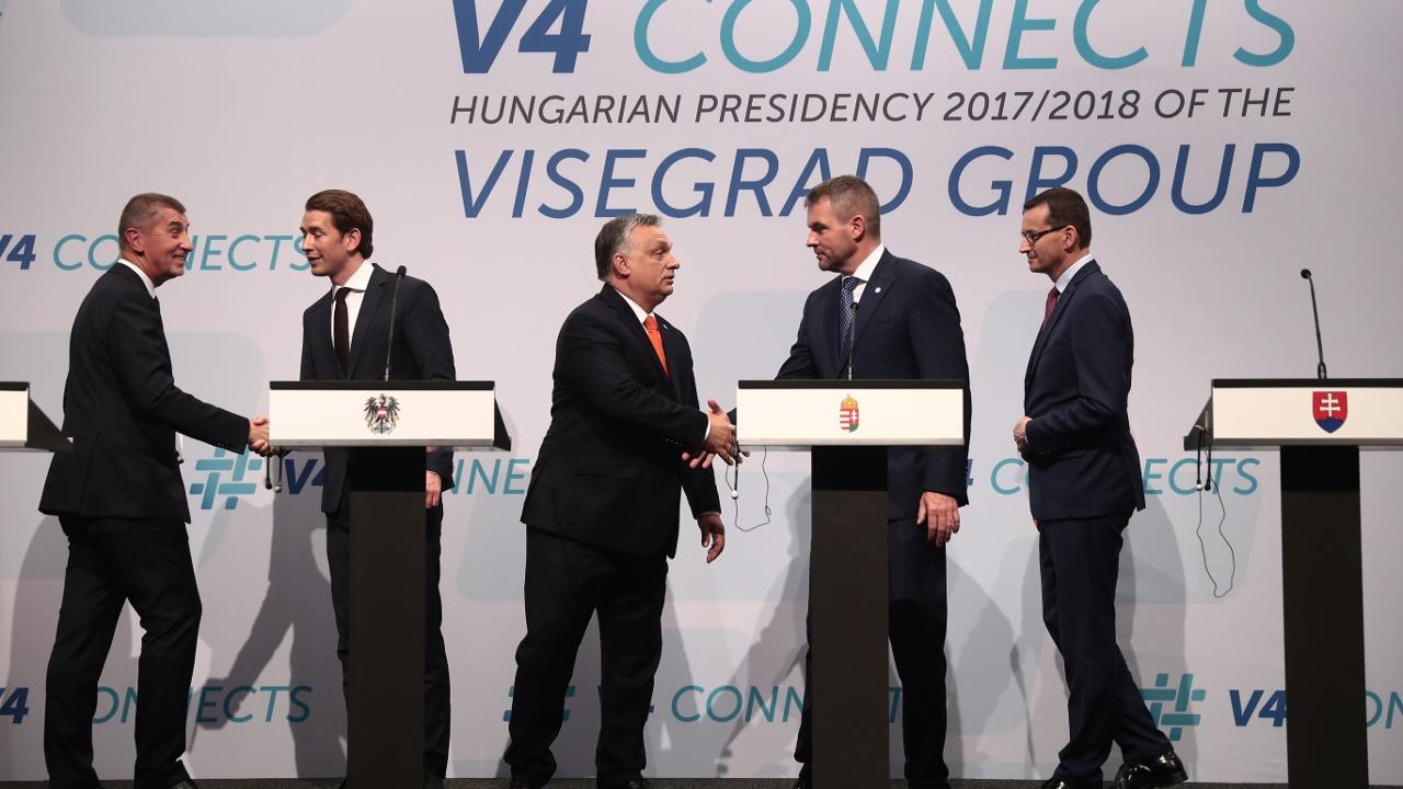 Вишеградская четвёрка отказалась ехать на мини-саммит, посвящённый миграции