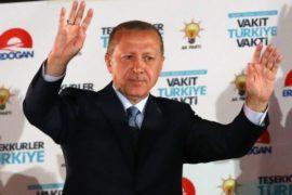 ЦИК Турции объявил о победе Тайипа Эрдогана