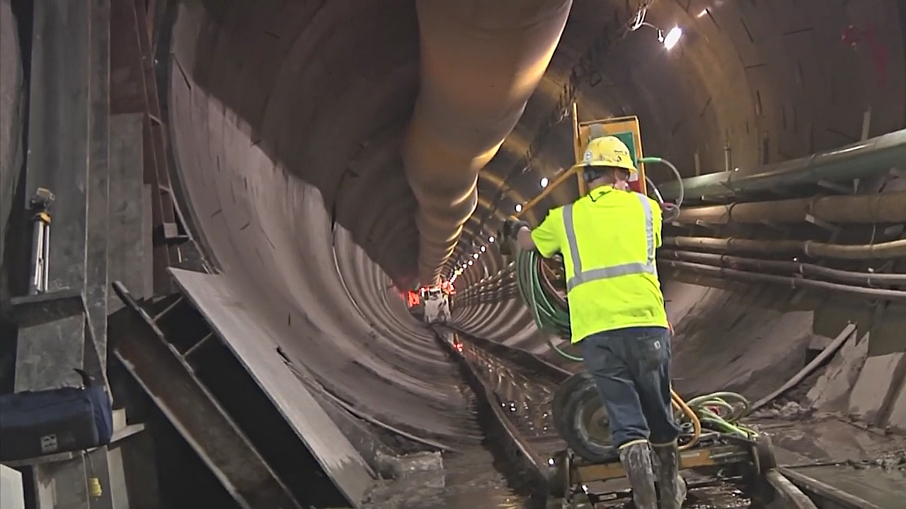 Нью-йоркский водопровод спасут от протечек благодаря тоннелю за $1 млрд