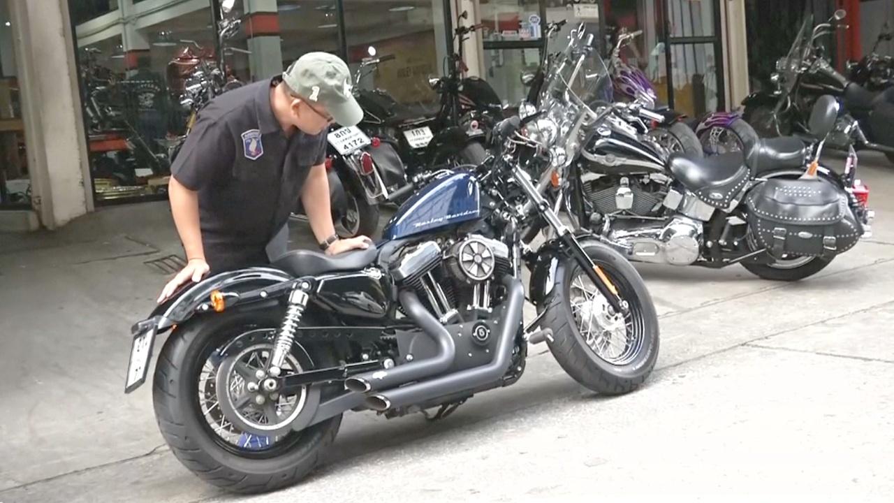 Harley-Davidson готовится запустить сборочный завод в Таиланде
