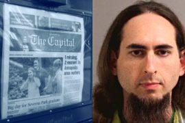 Полиция идентифицировала мужчину, который застрелил пять человек в редакции газеты в Мэриленде