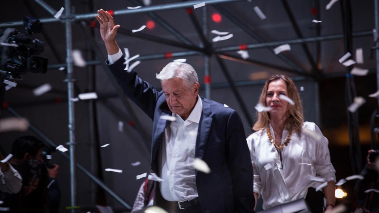 Кандидат от левых сил Лопес Обрадор станет президентом Мексики