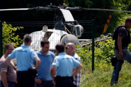 Французская полиция ищет гангстера, сбежавшего из тюрьмы