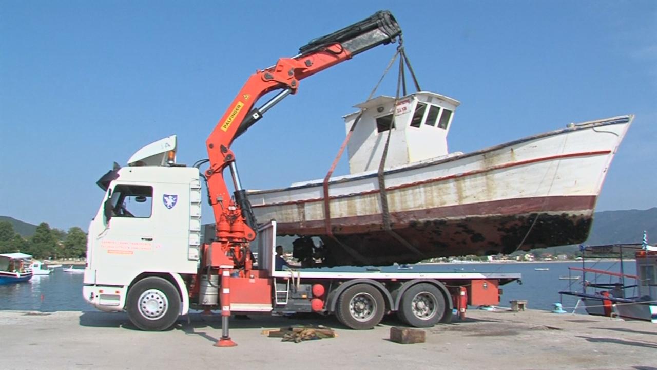 Греческие рыбаки покидают бизнес в обмен на компенсации от ЕС