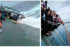 В Индонезии затонул паром: 34 жертвы пытаются опознать