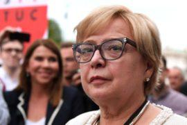 Судьи высшей инстанции Польши отказываются уходить на пенсию