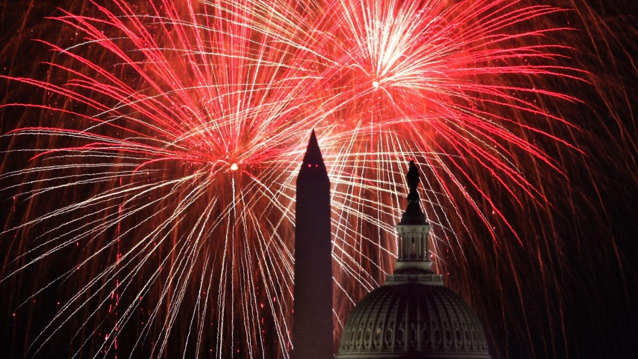 День независимости США: парад, фейерверк и обращение Дональда Трампа