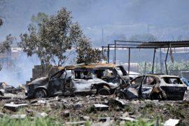 Взрывы пиротехники в Мексике: 24 погибших, почти 50 раненых