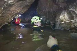 Спасательная операция в тайской пещере: погиб водолаз