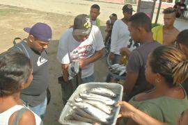 Рыбу — на рис: венесуэльцы привыкают к бартеру