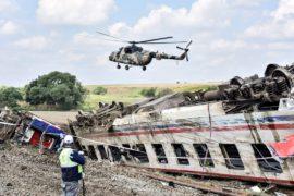 Крушение поезда в Турции: 24 человека погибли, более 330 пострадали
