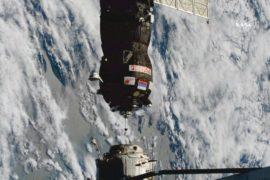 «Прогресс» доставил на МКС груз в рекордно короткое время