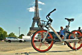 Работа службы проката велосипедов в Париже разваливается