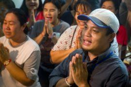 Таиланд вздохнул с облегчением: «Дикие кабаны» спасены!