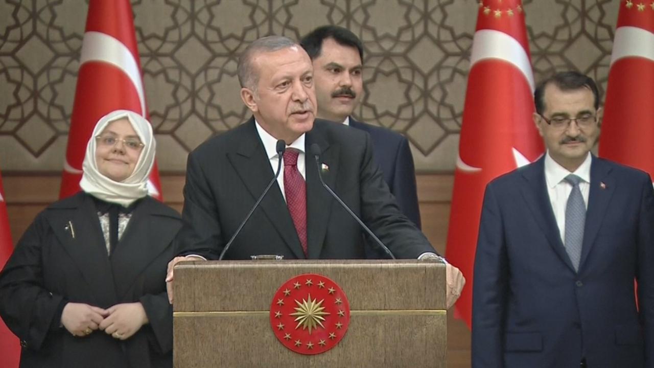 Президент Турции назначил на должность министра экономики своего зятя