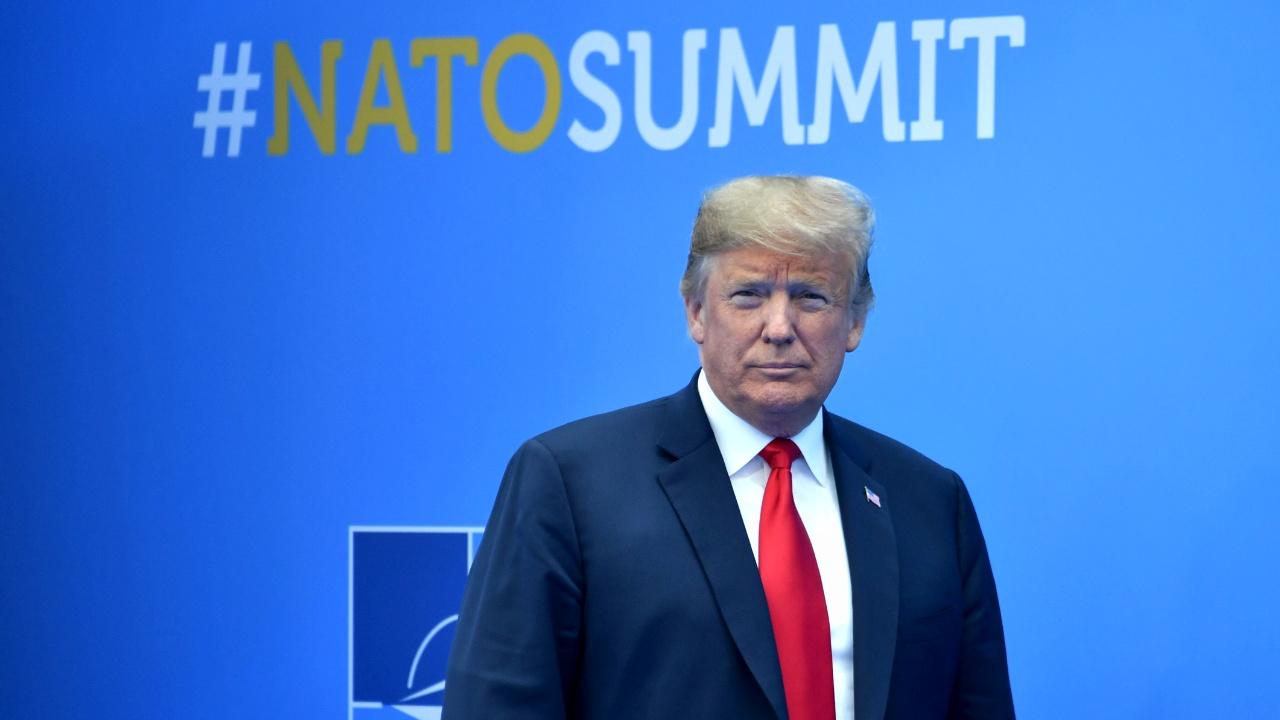 Дональд Трамп призвал страны НАТО увеличить расходы на оборону