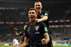 Сборная Хорватии впервые в истории Мундиаля вышла в финал