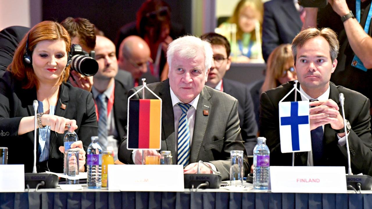 Главы МВД ЕС: «Нужно защитить наши внешние границы»