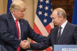 Трамп поставил мир выше политики на встрече с Путиным