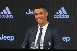 Роналду — о переходе в «Ювентус»: «Это было лёгкое решение»