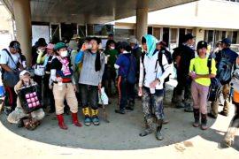 14 человек погибли в Японии из-за сильной жары