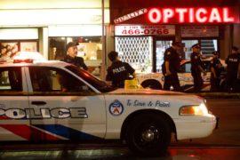Стрельба в Торонто: одна погибшая и 13 раненых, включая ребёнка