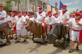 Конкурс двойников Хемингуэя прошёл во Флориде