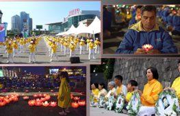 По всему миру поминают погибших в Китае узников совести