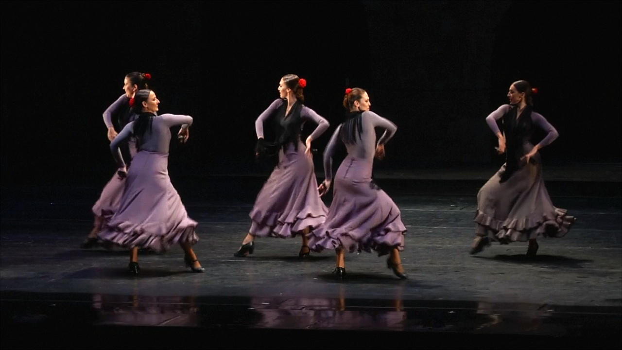 Стиль фламенко представили на фестивале в Ливане