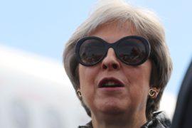 Как отдыхает премьер Великобритании Тереза Мэй