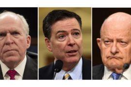 Дональд Трамп планирует лишить бывших чиновников периода Обамы доступа к секретным материалам