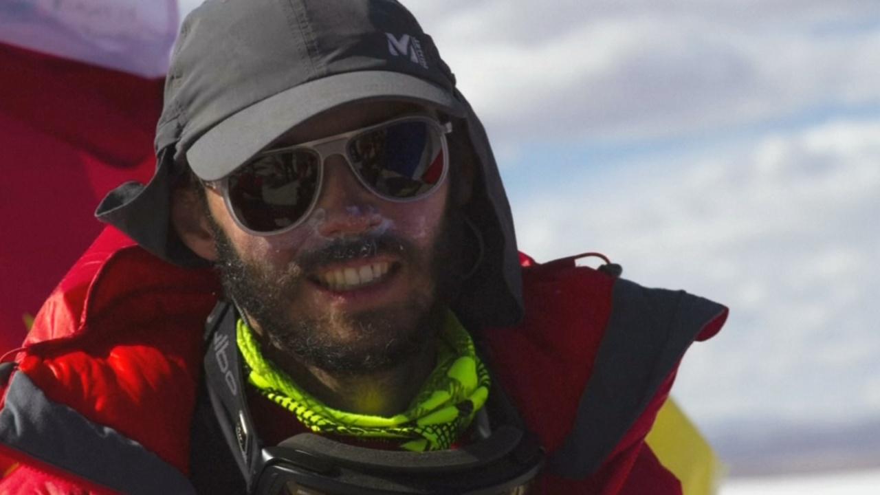 Француз, теряющий зрение, покорил крупнейшую соляную пустыню Уюни