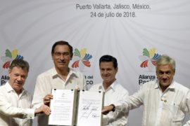 Страны Латинской Америки и Мексика обсудили свободную торговлю