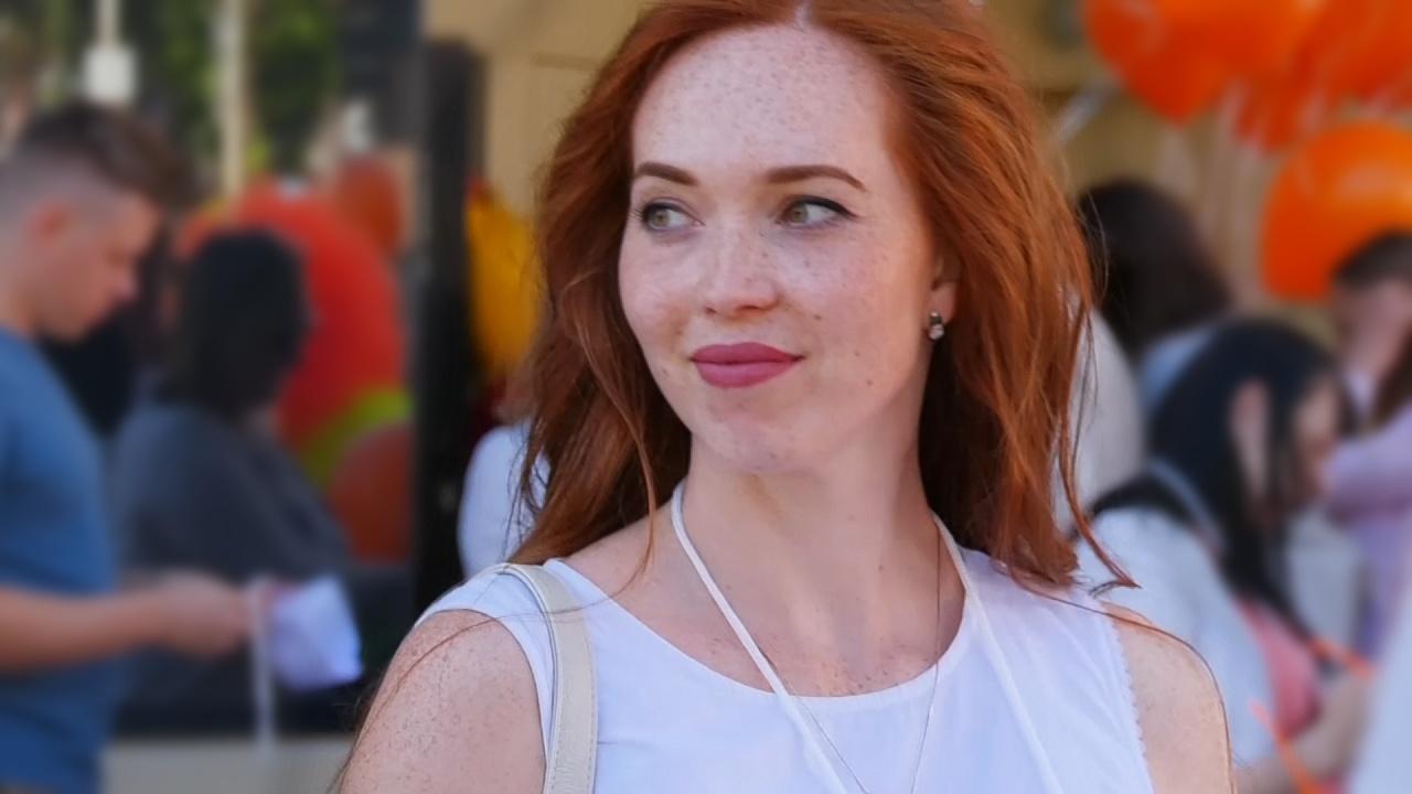 Сотни рыжеволосых собрались на фестиваль в Нижнем Тагиле