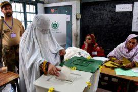 Выборы в Пакистане омрачили теракты и обвинения в фальсификациях