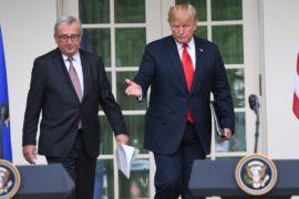 ЕС и США договорились стремиться к отмене всех пошлин