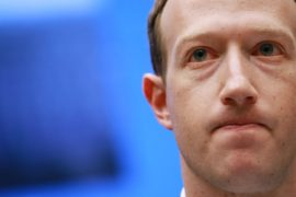 Марк Цукерберг потерял $15 млрд