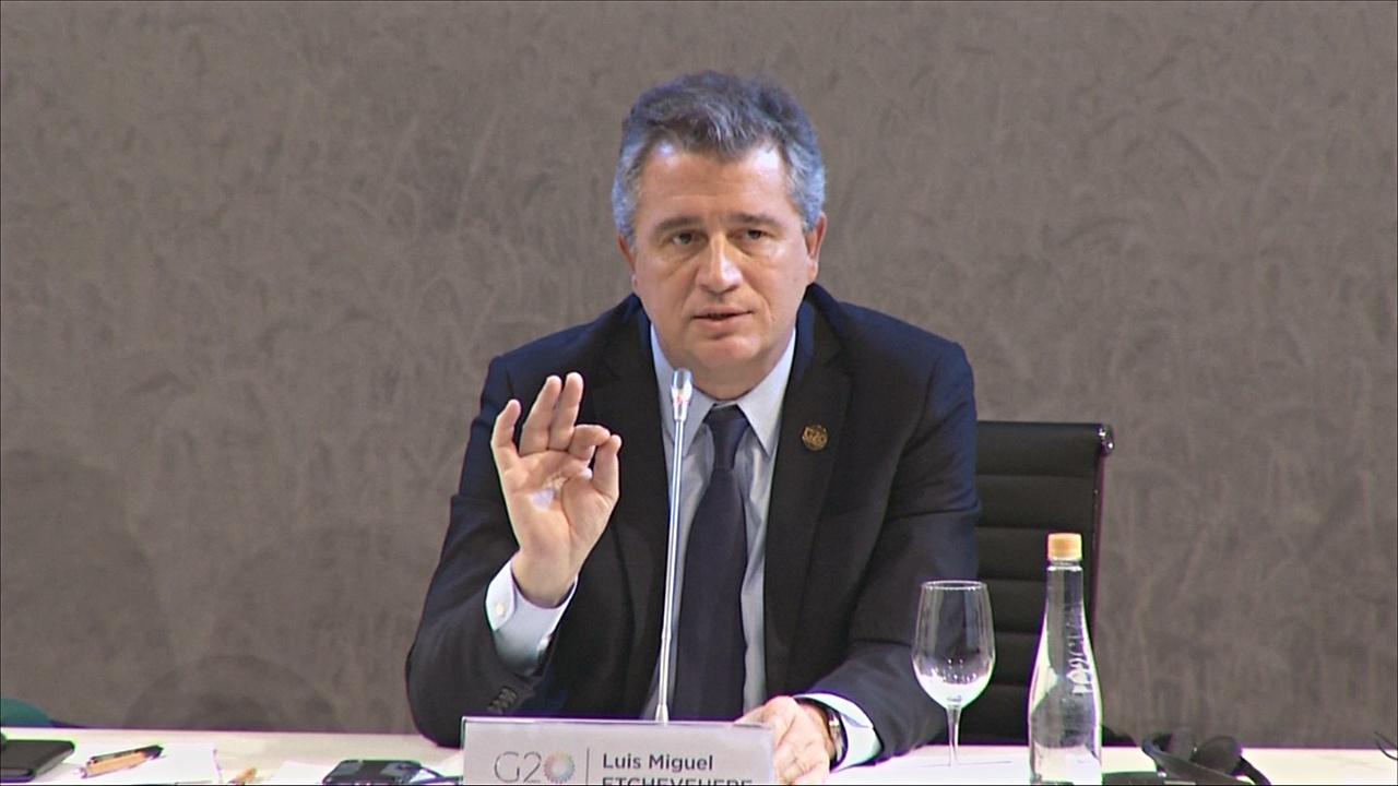 Министры сельского хозяйства G20 обещали реформировать ВТО