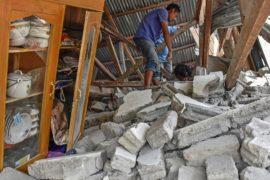 Туристка погибла во время замлетрясения на Ломбоке