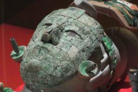 Выставка в Мехико проливает свет на цивилизацию майя