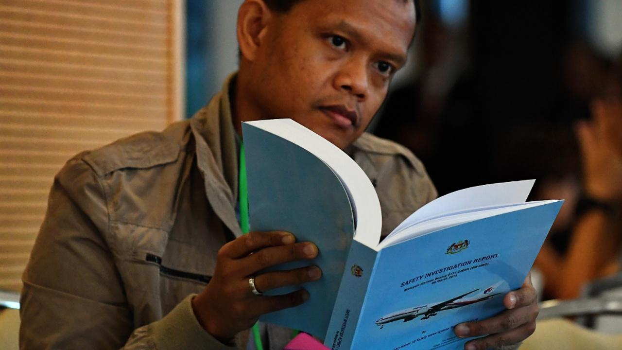 Новый отчёт: пультами управления MH370 кто-то манипулировал