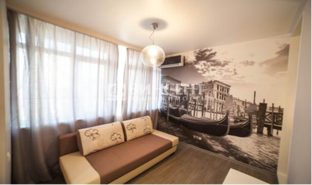 2-комнатная квартира в Сочи