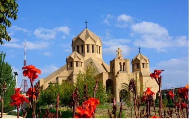 В Армению – за положительными эмоциями